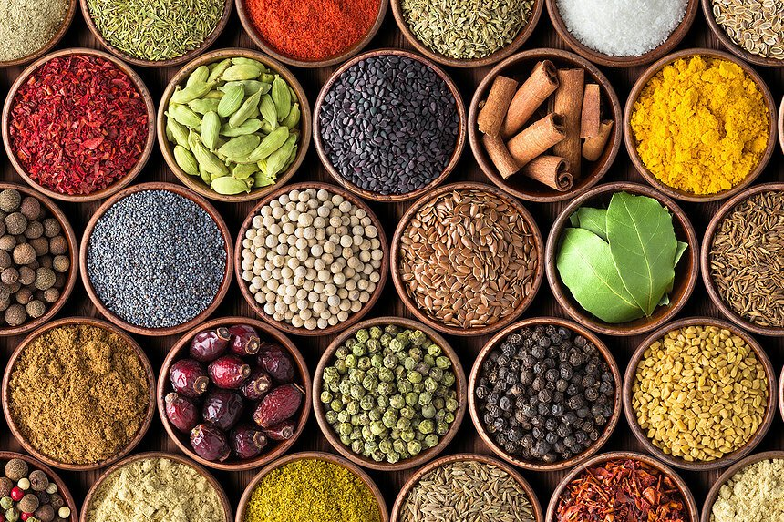 Spices & Dried Herbs