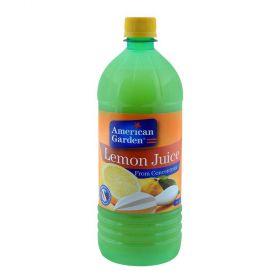 American Garden - Lemon Juice (946ml)