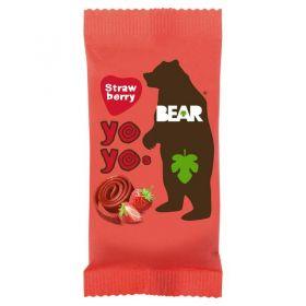 Bear - Strawberry Yoyo No Added Sugar (20g)