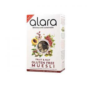 Alara - Gluten Free Fruit & Nut Museli (475 g)