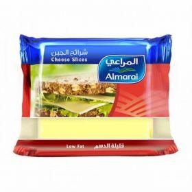 Almarai - Cheddar Low Fat Slices (200g)