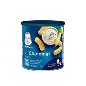 Gerber - Lil Crunhies Ranch