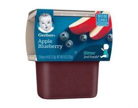 Gerber - Apple Blueberry - 113g