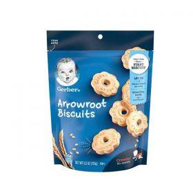 Gerber - Arrow Root Biscuits (155g)