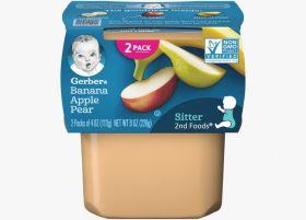 Gerber - Banana Apple Pear - 113g