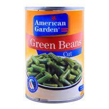 American Garden - Green Beans (221g)