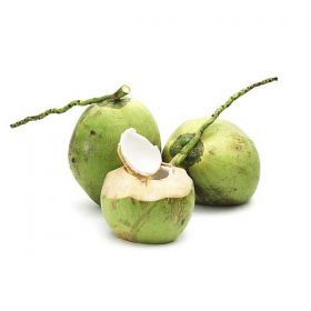 Green Coconut - With Water