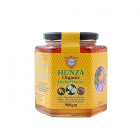 Hunza Herbal Honey 960gm