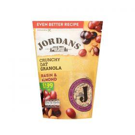 Jordans - Raisin & Almond Granola (450g)