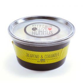KCLH - Jalapeno Coriander Hummus