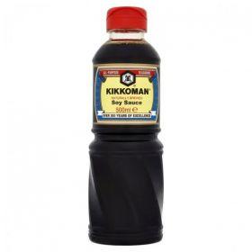 Kikoman - Soy Sauce (500ml)