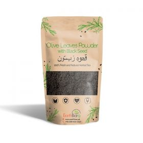 Earth Bar - Olive Leave with Black Seed